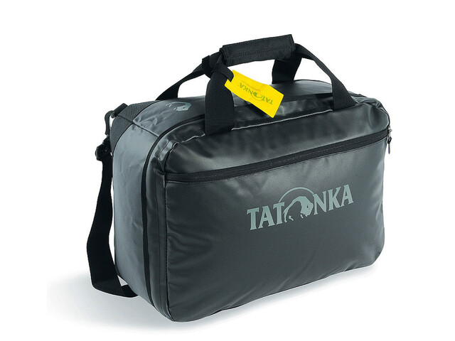 Tatonka Flight Barrel - Sac de voyage - noir